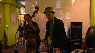 Kevin Breit with Russ Boswell play