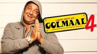 Sanjay Dutt In Ajay Devgn's GOLMAAL 4?