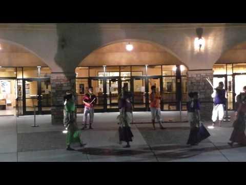 Kalatong Tiklos Sakuting & Tinikling by Filipiniana Dance Co