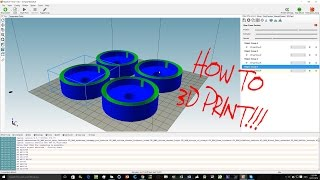 How To Use Repetier Host | 3D Printing