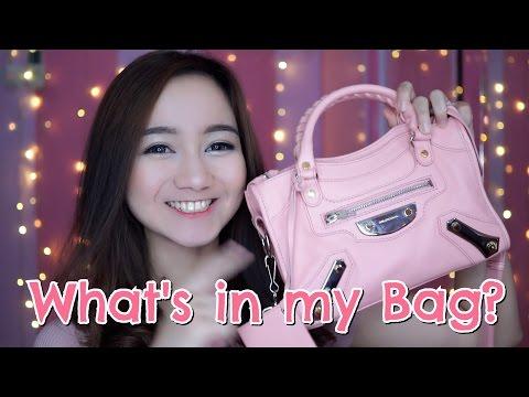 WHAT'S IN MY BAG?? [BAHASA]
