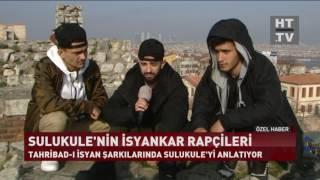 Sulukule'nin İsyankar Rapçileri