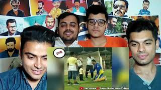 Pakistani Reaction on | MS Dhoni - Respect Moments 👏 (HD)