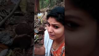 The Gorgeous mallu girl drink alcohol for the first time | see her expression | Omg
