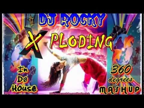NONSTOP 360 DEGREES MASHUP 2012 (BOLLYWOOD) - DJ ROCKY !!!
