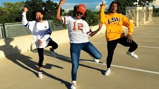 TZ Anthem Challenge| Juju on Dat Beat dance 2016| FT. The Isaac Sisters