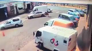 Armed robbery G4s Money truck