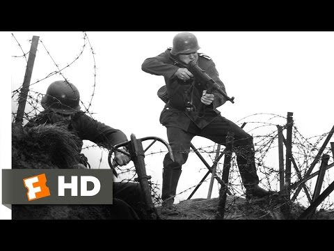 Download The Longest Day (3/3) Movie CLIP - The Assault on Pointe du Hoc (1962) HD