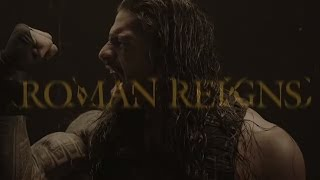 Roman Reigns and Rusev will be trapped inside Hell in a Cell this Sunday