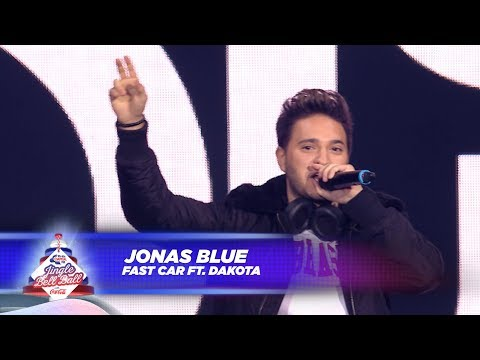 Download Jonas Blue - 'Fast Car' FT. Dakota - (Live At Capital's Jingle Bell Ball 2017)