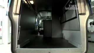 VW T5 California Campervan DoubleBack sports extension vehicle.mp4