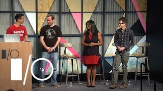 Designer & developer communication - Google I/O 2016