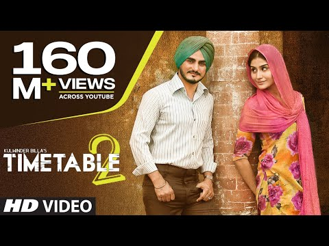 Xxx Mp4 Kulwinder Billa Time Table 2 ਟਾਈਮ ਟੇਬਲ 2 Full Video Latest Punjabi Song 2015 3gp Sex