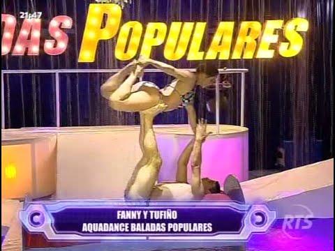 Xxx Mp4 Combate RTS Ecuador Fanny Y Tufiño Aquadance Baladas Populares 3gp Sex