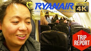 Trip Report (4K) - Ryanair Economy Class FR6300 Sofia to Athens (SOF - ATH)