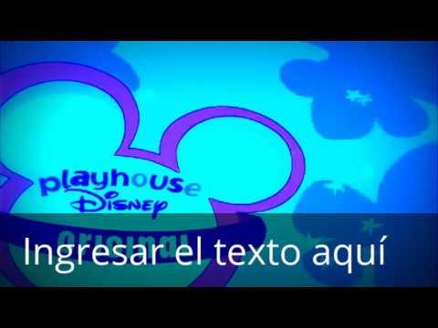 Copia de Copia de My Playhouse Disney Original Logo video