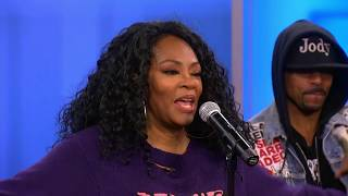 Jody Watley Performs 'Sanctuary' and 'Still a Thrill'