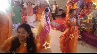 Yellow Nights Of Sifat & Omi   Bangladeshi Best Holud Dance Performance 2017  