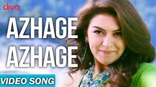 Azhage Azhage - Uyire Uyire | Video Song | Anup Rubens | Rajhasan, Chinmayi