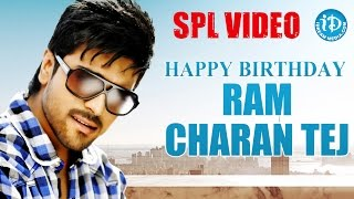 Ram Charan Birthday Special Wishes From iDreamMedia || Exclusive Special Video