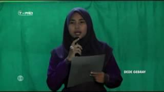 mc maulid nabi Mushollah Bantarwaru