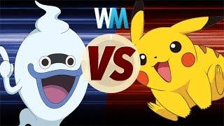 Pokemon vs. Yo-Kai Watch