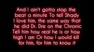 Bad Meets Evil Ft Bruno Mars: A Sky Full Of Lighters (Lyrics)