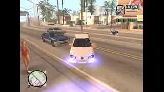 Gta Sa Vw Gol G4 Al Piso + (Link De Descarga) - Gta San Andreas #5