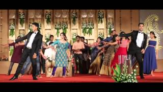 Wedding Flash Mob | Premam Song | Rock Kuthu | 2015
