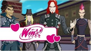 Winx Club - Saison 4 Épisode 1 - Les chasseurs de fees (clip1)