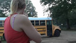 Mom Crying On Sons First Day Of School LOL
