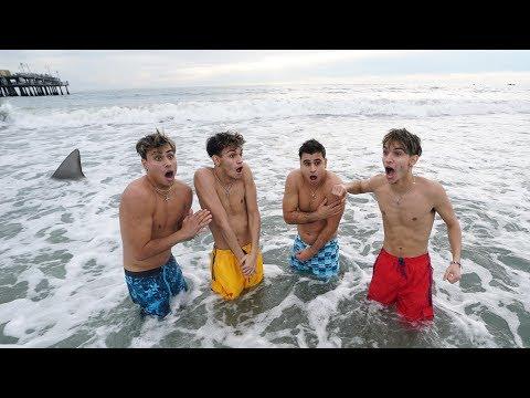 Last To Leave Ocean Wins 10 000 Challenge