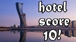 HYATT ABU DHABI REVIEW HOTEL SCORES 10!