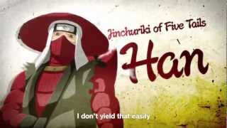 Naruto Shippuden Ultimate Ninja Storm 3 - Tailed Beasts Unleashed (Extended Trailer)