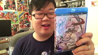 Sentai Filmworks sent me a BOX OF ANIME