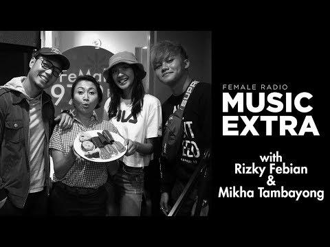 #MusicExtra Rizky Febian & Mikha Tambayong - Berpisah itu Mudah