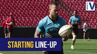 Allister Coetzee on the inclusion of Dreyer, Hougaard and Kriel