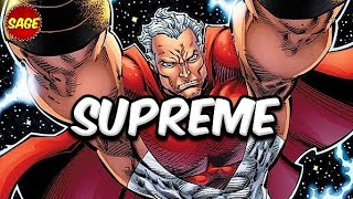 """Who is Image Comics Supreme? """"Superman""""... But more O.P."""