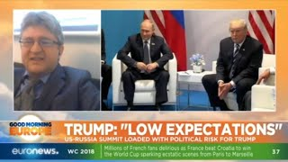US-Russia summit loaded with political risk for Trump