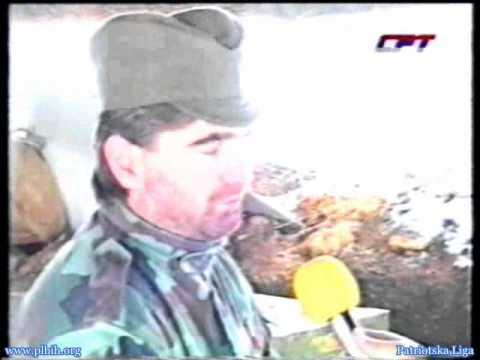 Agresori Dragan Obrenovic Stevo Savic Dragan Nikolic Zico Simic Boro Acimovic VRS Zvornicka br