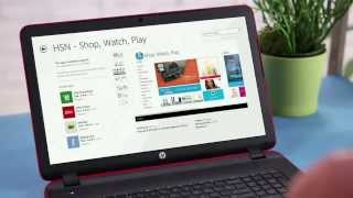 HSN | How To Install A Windows Store App On The HP Pavillion Laptop