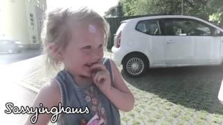 Isla swimming lesson edit! | Ingham Family |