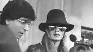 Michael Jackson in Mumbai, India 1996. ( Sub Ita & Eng)