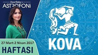 Kova Burcu Haftalık Astroloji Yorumu 27 Mart-2 Nisan 2017