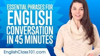 Essential Phrases You Need for Great Conversation in English