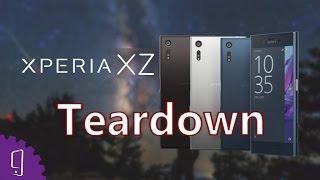 Sony Xperia XZ Teardown
