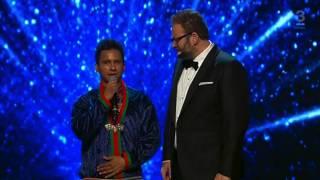Jon Henrik Fjällgren - Vinnaren av Talang Sverige 2014 / Winner of Sweden's Got Talent 2014