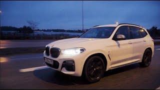 DT_LIVE. Тест BMW X3 M40i в Хельсинки