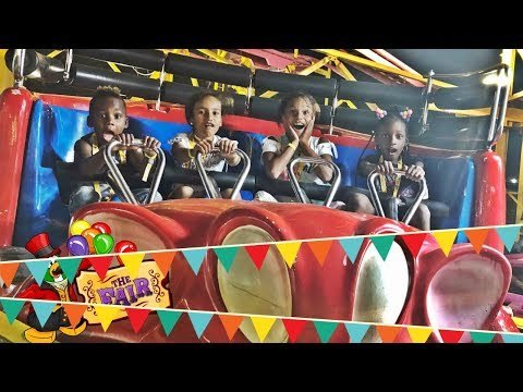 Xxx Mp4 THE KIDS WENT ON THE MOST SCARIEST RIDE EVER FAMILY VLOG WITH AJMOBB AND BEAM SQUAD 3gp Sex