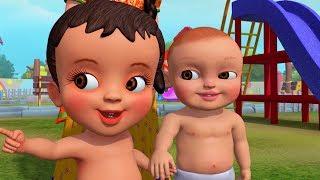 Sneham | Telugu Rhymes for Children | Infobells